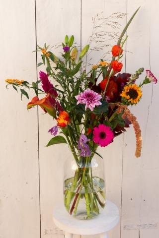 L 25 euro bloemen abonnement